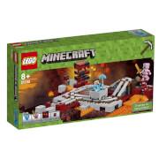 LEGO® Minecraft? 21130 Die Nether-Eisenbahn, 387 Teile