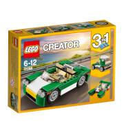 LEGO® Creator 31056 Grünes Cabrio, 122 Teile, ab 6 Jahre
