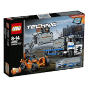 LEGO® Technic 42062 Container-Transport, 631 Teile