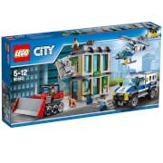 LEGO® City 60140 Bankraub mit Planierraupe, 561 Teile, ab 5 Jahre