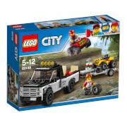 LEGO® City 60148 Quad-Rennteam, 239 Teile, ab 5 Jahre