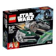 LEGO® Star Wars 75168 Yoda's Jedi Starfighter, 262 Teile. Für Kinder ab 6 Jahren.