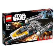 LEGO® Star Wars 75172 Y-Wing Starfighter, 691 Teile. Für Kinder ab 8 Jahren.