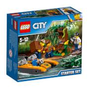 LEGO® City 60157 Dschungel-Starter-Set, 88 Teile