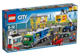 LEGO® City 60169 Frachtterminal, 740 Teile