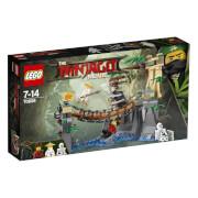 THE LEGO® NINJAGO® Movie - 70608 Meister Wu's Wasser-Fall, 312 Teile