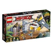 THE LEGO® NINJAGO® Movie - 70609 Mantarochen-Flieger, 341 Teile