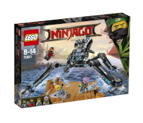 THE LEGO® NINJAGO® Movie - 70611 Nya's Wasser-Walker, 494 Teile