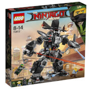 THE LEGO® NINJAGO® Movie - 70613 Garmadon's Robo-Hai, 747 Teile