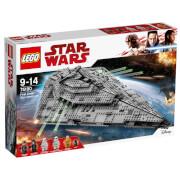 LEGO® Star Wars 75190 First Order Star Destroyer, 1416 Teile