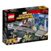 LEGO® Marvel Super Heroes 76082 Action am Geldautomaten, 185 Teile