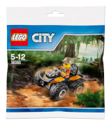 Lego 30355 City Dschungel-Quad, Verbandsexkl.