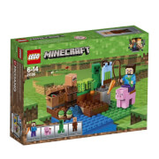 LEGO® Minecraft? 21138 Melonenplantage, 69 Teile