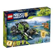 LEGO® Nexo Knights 72002 Doppelinfektor, 191 Teile