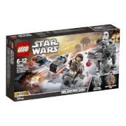 LEGO® Star Wars 75195 Ski Speeder vs. First Order Walker Microfighters, 216, ab 6 Jahre