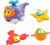 Vtech 80-186804 Tut Tut Baby Badewelt - Ozeantiere