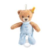 Steiff Schlaf Gut Bär Spieluhr, blau, 20 cm