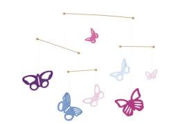 Bunte Schmetterlinge