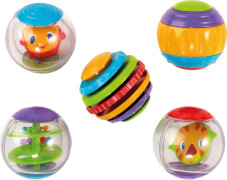 Bright Starts Having a Ball -  Shake & Spin Activity Balls