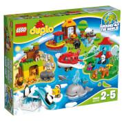 LEGO® DUPLO® 10805 Einmal um die Welt, 162 Teile