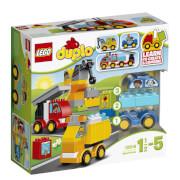 LEGO® DUPLO® 10816 Meine ersten Fahrzeuge, 36 Teile