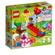 LEGO® DUPLO® 10832 Geburtstagsparty, 19 Teile, ab 2 Jahre