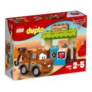 LEGO® DUPLO® 10856 Cars Hooks Schuppen, 23 Teile