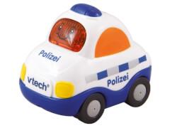 Vtech 80-119904 Tut Tut Baby Flitzer - Polizeiauto, 12 Monate - 4 Jahre, Kunststoff