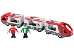 BRIO 63350500 Roter Reisezug