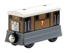 Mattel Thomas und seine Freunde Holzlok Toby klein