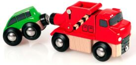 BRIO 63352800 Abschleppwagen mit Auto