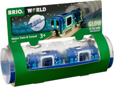 BRIO 63397000 Tunnelbox U-Bahn Glow i. Dark