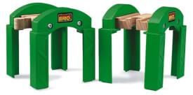 BRIO 63325300 Stapelbares Brückensystem