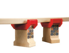 BRIO Brückenfundament (2 Stück)