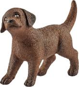 Schleich Farm World Hunde - 13835 Labrador Retriever Welpe, ab 3 Jahre