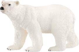 Schleich World of Nature Wild Life - 14800 Eisbär, ab 3 Jahre