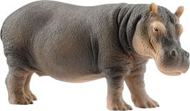 Schleich Wild Life 14814 Flusspferd, ab 3 Jahre