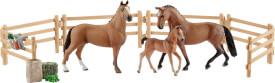 Schleich Horse Club 42405 Hannoveraner Familie auf der Weide
