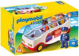 PLAYMOBIL 6773 Reisebus, ca. 25x10x15, ab 18 Monaten
