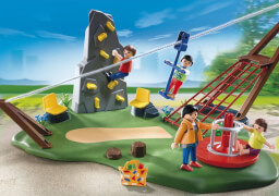 Playmobil 4015 Super Set Aktiv Spielplatz