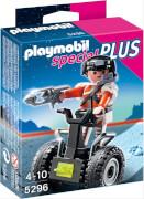Playmobil 5296 Top Agent mit Balance-Racer