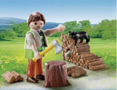 Playmobil 5412 Holzhacker
