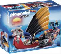 Playmobil 5481 Drachen-Kampfschiff