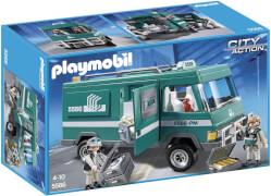 PLAYMOBIL 5566 Geldtransporter
