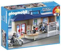 PLAYMOBIL 5299 Mitnehm-Polizeizentrale