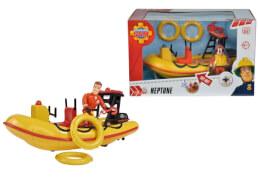 Simba Feuerwehrmann Sam - Boot ''Neptune'' inkl. Figur und Sound