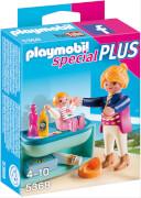 Playmobil 5368 Mutter mit Baby-Wickeltisch