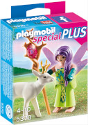 Playmobil 5370 Fee mit Zauber-Reh