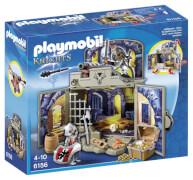 Playmobil 6156 Aufklapp-Spiel-Box Ritterschatzkammer