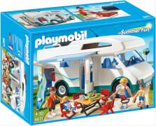 Playmobil 6671 Familien-Wohnmobil, ca. 13x35x25, ab 4 Jahren